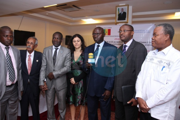Exportation au Sénégal : La pêche occupe la première place, selon un conseiller technique du ministre de la Pêche