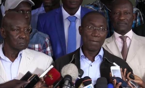 """Comité directeur du Pds : """"Macky Sall a manqué à son devoir, en se faisant porte parole du Conseil constitutionnel"""""""