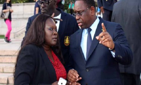 Maintien du mandat de 7 ans : Ndella Madior Diouf en phase avec le Président Sall