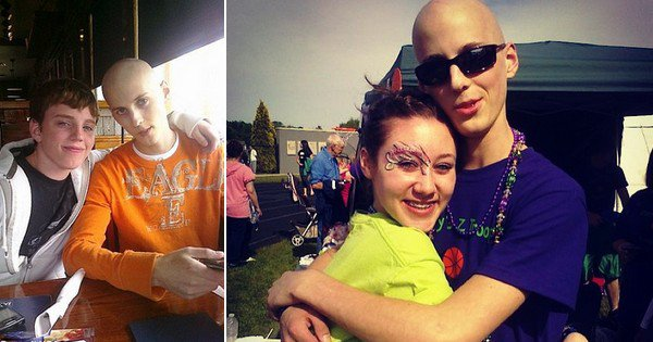 Diagnostiqué d'un cancer à l'âge de 15 ans, il a transformé son corps une fois guéri. Impressionnant !