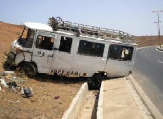 Prévention des accidents sur l'axe Hann-Patte d'oie : Le directeur du Cetud préconise des glissières en béton armé