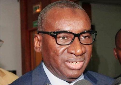 Maintien du septennat et référendum:  Me Sidiki Kaba se fait l'avocat du président  Macky Sall