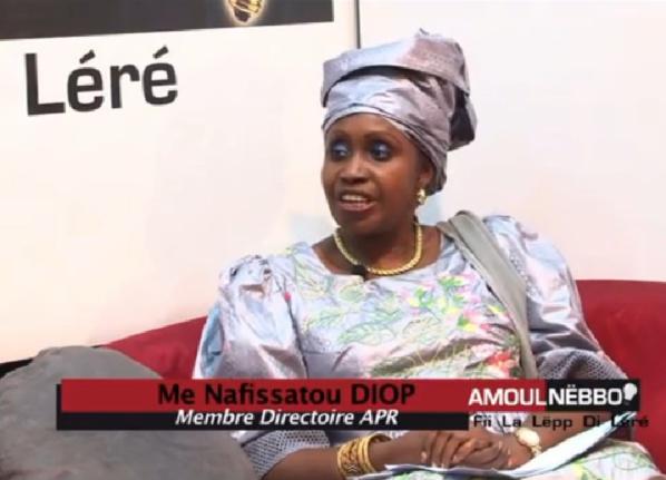 """Me Nafissatou Diop Cisse : """"La parole du Président Macky n'est pas au dessus de la Constitution"""""""