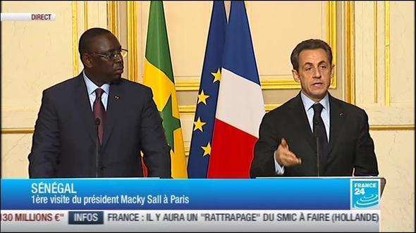 Sarkozy et son « Homme Africain » (par Seydou Cissé)