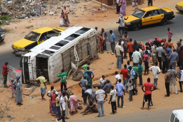[DOSSIER] Ces solutions pourraient réduire le nombre d'accidents au Sénégal