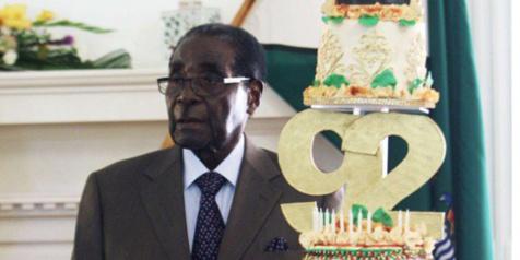 Au Zimbabwe, les préparatifs des 92 ans de Mugabe font grincer des dents
