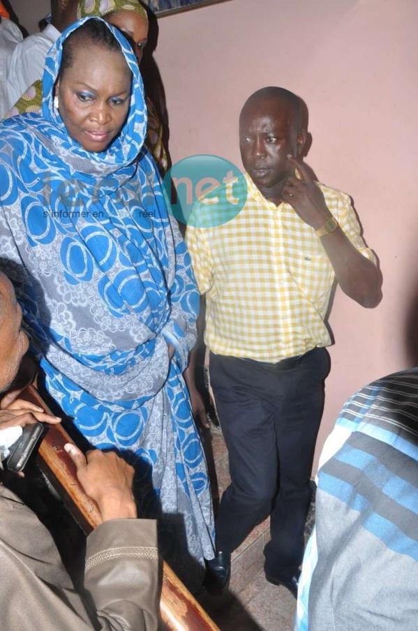 Produits phytosanitaires : 5 ans de prison ferme requis contre Aida Ndiongue et Cie