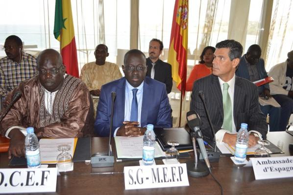 Coopération sénégalo-espagnole : « L'Espagne injecte plus de 32 milliards de francs Cfa, sur la période 2015-2017 », selon Cheikh Tidiane Diop