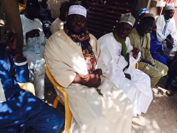 """Référendum : Serigne Abdoulaye Niass bat campagne pour un """"Oui"""" massif"""