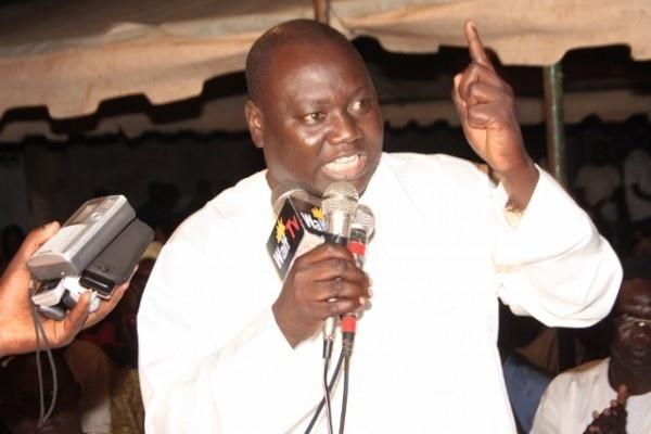 Référendum : Moussa Fall réitère sa fidélité au Président Macky Sall
