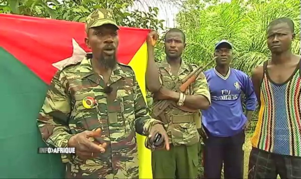 Crise  Bissau-Guinéenne: César Atoute Badiate nie toute implication du MFDC