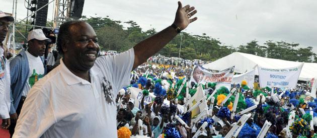 Présidentielle au Gabon : Ali Bongo Ondimba annonce sa candidature à un deuxième mandat
