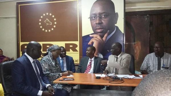 Fatick : Les responsables de l'Apr préparent le référendum dans la division
