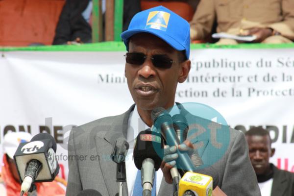 Journée mondiale de la protection civile: Abdoulaye Daouda Diallo met l'accent sur l'information et la sensibilisation...
