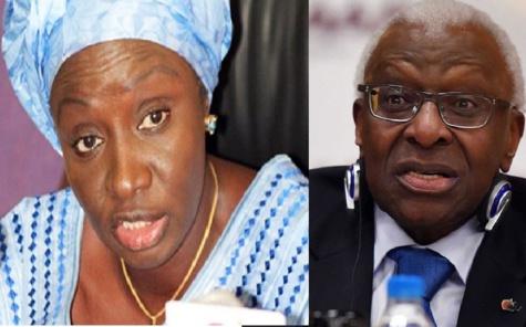 """Cheikh Ndiaye aux avocats de Lamine Diack : """"Mimi en a vu passer beaucoup de trains de ce genre"""""""