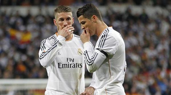 Real de Madrid : Ronaldo et Ramos veulent partir