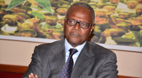 Ousmane Tanor Dieng: «Nous devons faire l'impossible pour gagner»