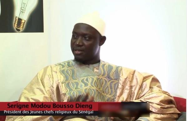 """Référendum : Serigne Modou Bousso Dieng dans le camp du """"Oui"""""""