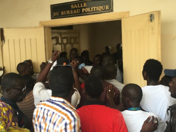 Violences à la Maison du PS:  Le bureau politique annonce des poursuites judiciaires contre les auteurs