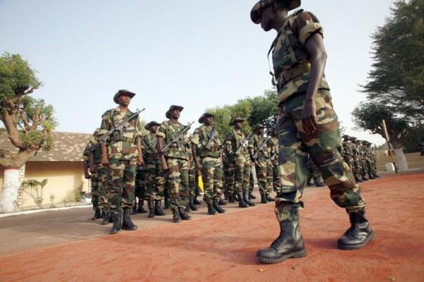Référendum : Les corps militaires et paramilitaires votent le 12 et 13 prochain
