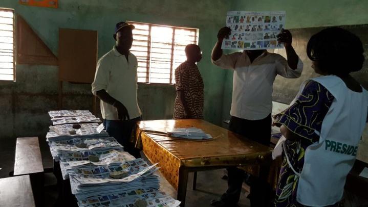 Bénin : le dépouillement se termine après le 1er tour de la Présidentielle