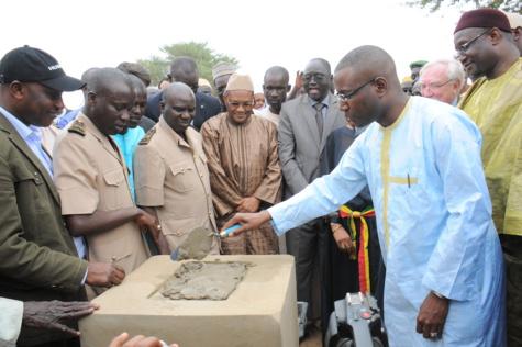 Pose de première pierre : Senergy démarre les travaux de construction de la plus grande centrale solaire au Sénégal