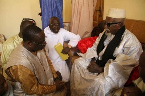 Référendum du 20 mars : Macky divise Touba