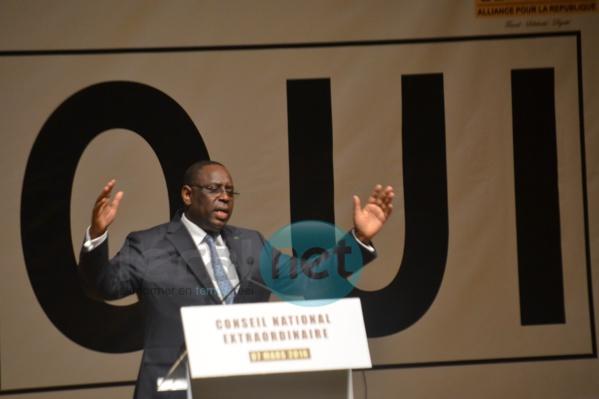 """Quand Macky Sall donne congé à la République : """"Je ne veux voir aucun responsable à Dakar…"""""""