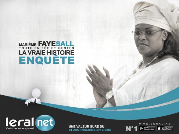(Femme de l'année leral 8 mars) Marème Faye Sall, Première Dame du Sénégal : Aawo buuru kërëm