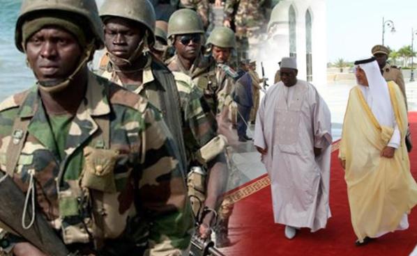 Arabie Saoudite: Macky Sall aux festivités de clôture des manœuvres militaires