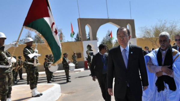 "Le Maroc accuse Ban Ki-Moon de ""dérapages"" sur la question du Sahara occidental"
