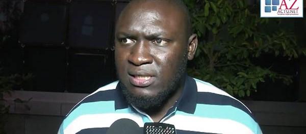 Vidéo-Toussaint Manga: « Tant qu'il me restera un souffle de vie dans ce pays, je combattrai Macky Sall… »