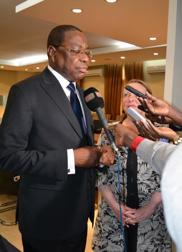 Sénégal: Hydro-diplomatie de Dakar au Conseil de sécurité