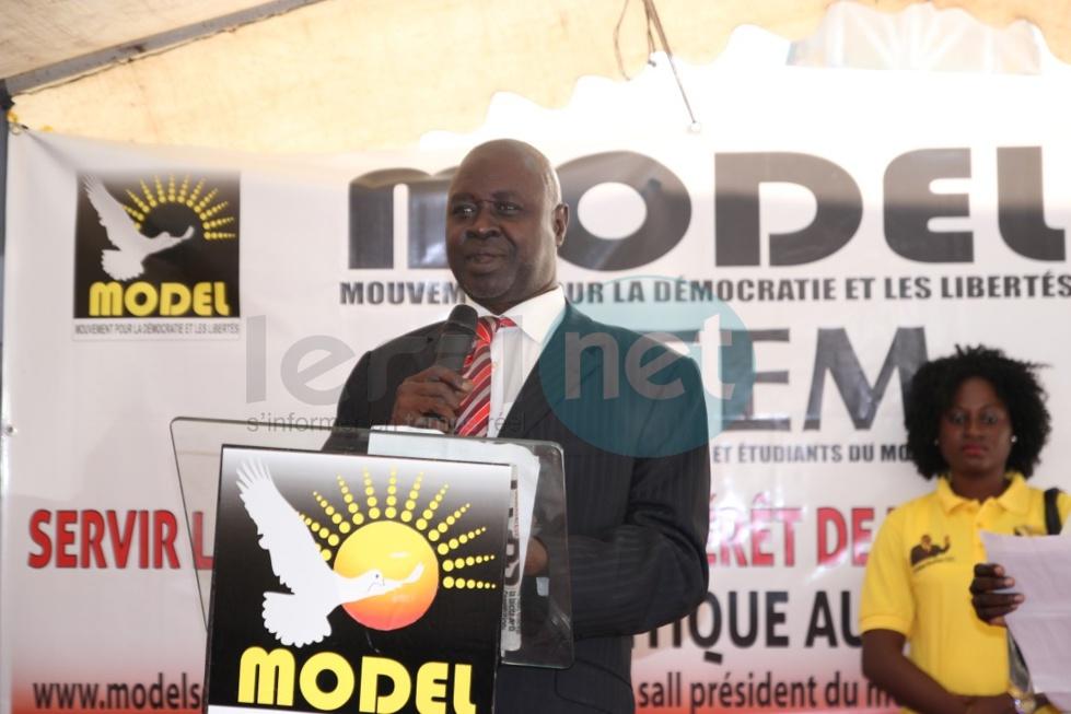 Ibrahima Sall, Président du Model réussit une mobilisation exceptionnelle