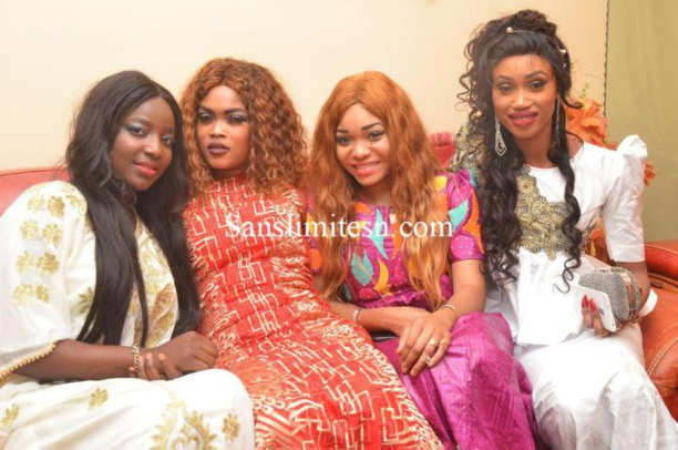 Photos: Khadija Choupi s'est mariée !