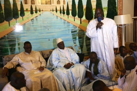 Campagne pour le OUI : Macky en quête de Ndigueul à Touba