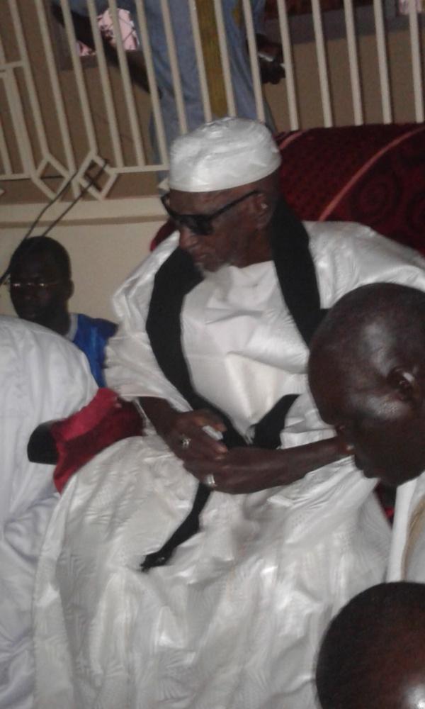 """Mbacké Kadior : Le front du NON """"Gor sa wax ja"""" reçoit les bénédictions du khalife, mais pas une consigne de vote"""