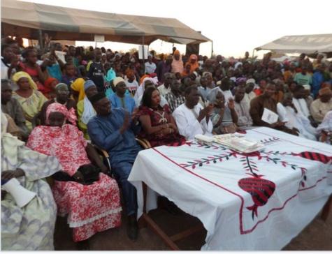 Commune de Fass Thiékène : De hauts responsables libéraux quittent le Pds pour l'Apr