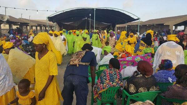 Les femmes transformatrices de Pencum Sénégal promettent un Oui massif au soir du 20 mars