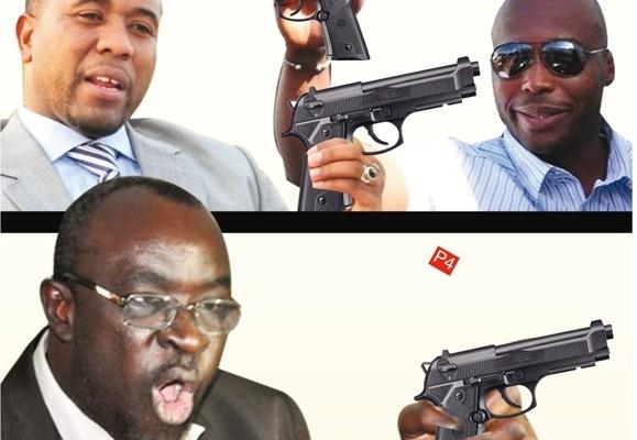 Usage d'armes à feu par les hommes politiques : Faut-il s'attendre au pire ?