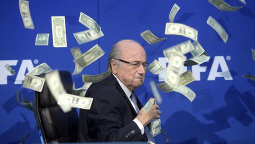 Le salaire de Blatter dévoilé