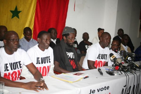 Louga : la police convoque l'un des chefs de fil du front du « Non »