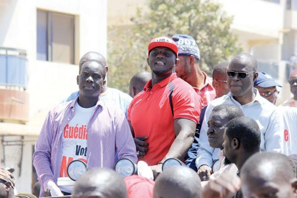 Campagne référendaire : Un jeune homme fauché par la caravane de Malick Gackou