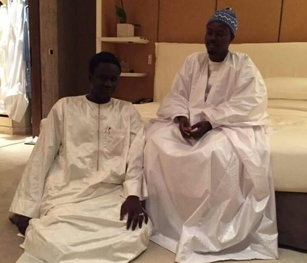 Réponse de Serigne Atekh Mbacké, petit fils de Mame Thierno Birahim Mbacké, à ceux qui doutent des paroles de Serigne Bassirou Abdou Khadre