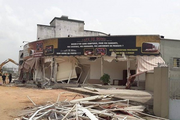 Abidjan : Café de Rome, derniers rebondissements