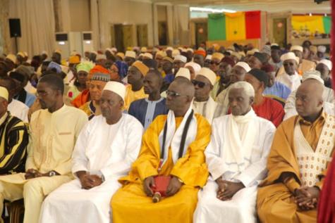 Les délégués de quartier du département de Dakar reçus par Macky Sall