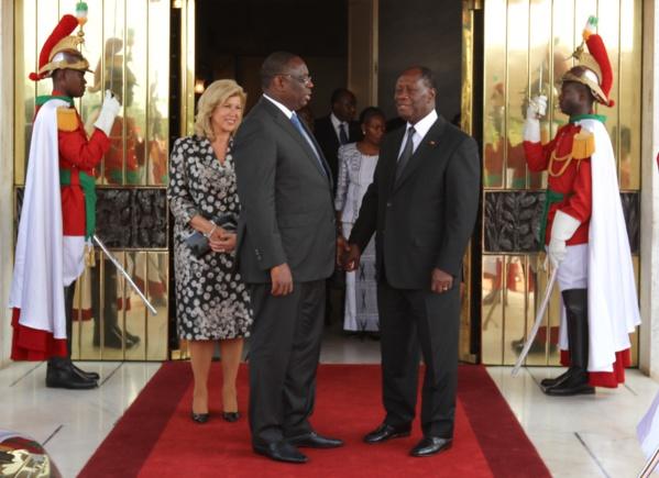 Macky Sall attendu à Abidjan, ce samedi