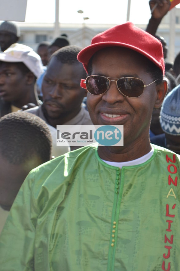 Vidéo- Les promesses de Sidy Lamine Niasse aux électeurs du Non