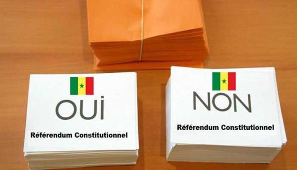 Référendum: 108 795 élécteurs répartis dans les six communes de Ziguinchor (Préfecture)
