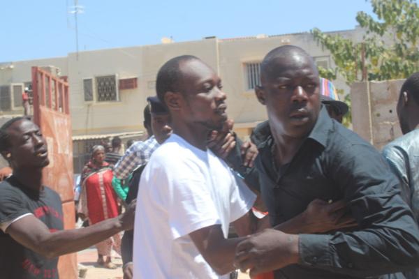 Référendum - Echauffourées à la Médina : Partisans du maire Bamba Fall et du ministre Seydou Guèye s'affrontent à Gilbraltar